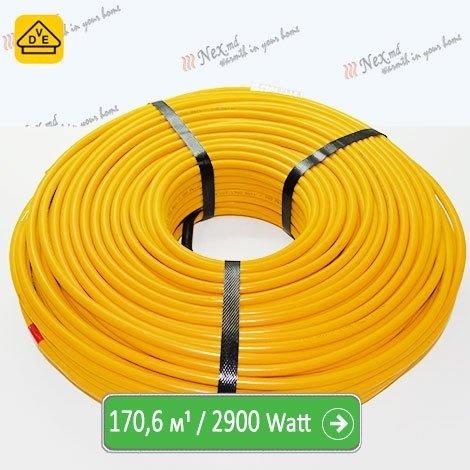 Нагревательный кабель Магнум 170,6 м/п - 2900 Ватт
