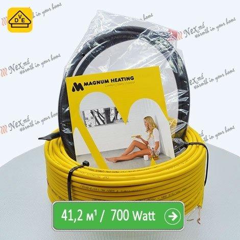 Нагревательный кабель Магнум 41,2 м/п - 700 Ватт