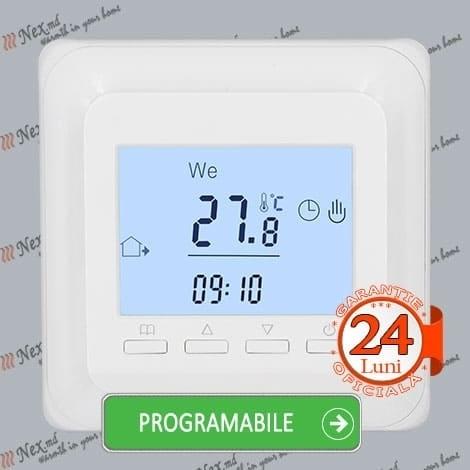 Программируемый терморегулятор Smart Life (Warmlife 51)