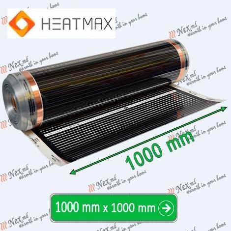 Саморегулируемая инфракрасная нагревательная пленка Heatmax-PTC 100 см