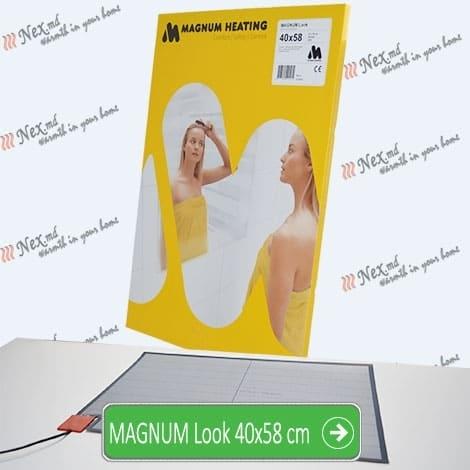 Подогрев для зеркала MAGNUM Look 40x58-cm