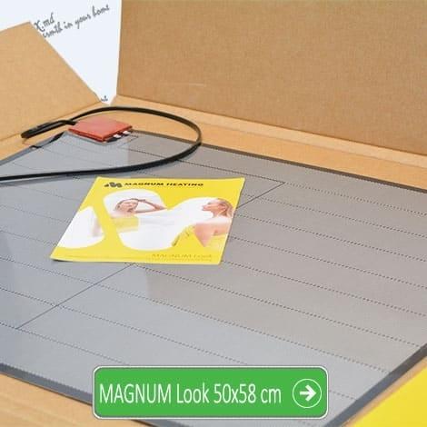 Подогрев для зеркала MAGNUM Look 50x58-cm