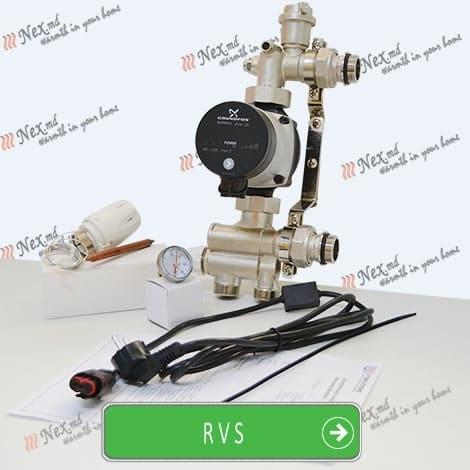 Смесительный узел для водяного теплого пола MAGNUM RVS