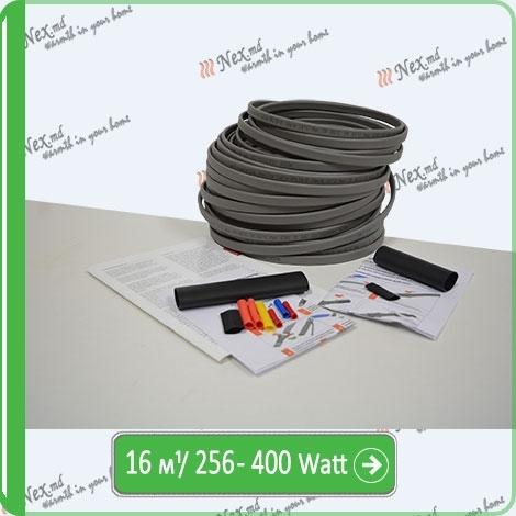 Саморегулируемый кабель для обогрева труб SRL-16-2-T-16