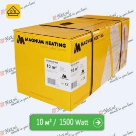 Magnum Mat 10,0 м² - 1500 Ватт. Теплый пол под плитку