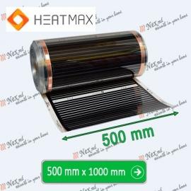 Саморегулируемая инфракрасная нагревательная пленка Heatmax-PTC 50 см