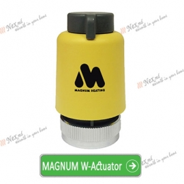 MAGNUM W-Активатор ǀ Сервопривод