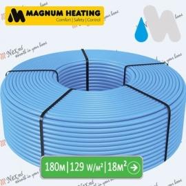 180 метров трубы Magnum PE-RT-16x2 для водяного теплого пола