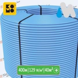 400 метров трубы Magnum PE-RT-16x2 для водяного теплого пола