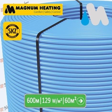 600 метров трубы Magnum PE-RT-16x2 для водяного теплого пола