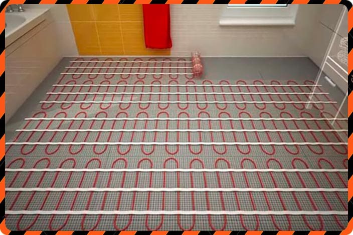 Instalare Heating Mat - foto - 11