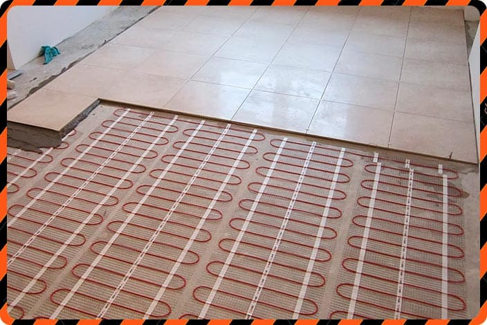 Instalare Heating Mat - foto - 12