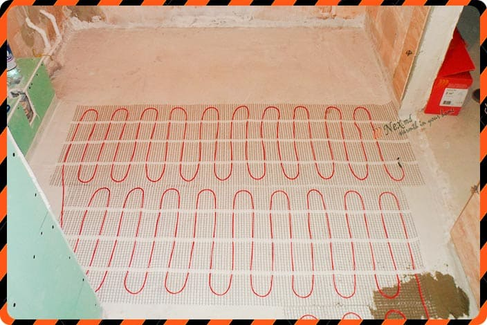 Instalare Heating Mat - foto - 21