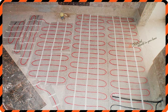 Instalare Heating Mat - foto - 23