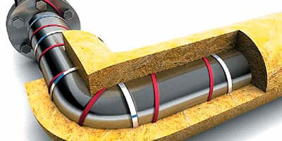 metal heating pipe